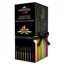 Coffret 8 tablettes Grands Crus Assortis